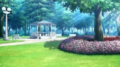 garden background Florest and Garden, Background, Anime Background, Anime Scenery, Visual Novel Scenery Background, Landscape Background, Animation Background, 2d Game Background, Night Background, Background Templates, Anime Scenery Wallpaper, Anime Backgrounds Wallpapers, Digital Backgrounds