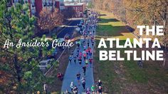 An insider's guide to the Atlanta BeltLine - how to get to the BeltLine, what to see and explore, and tips for taking in the art and culture...