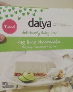 Hey another quick suggestion is THIS. If you're missing cheese cake this is a really good fairly priced alternative. It was 6.99 at my local Iowa based grocery store (hyvee) and it tastes scrumptious.  #daiya #daiyakeylimecheezecake #vegan #whatveganseat #vegetarian #glutenfree #glutenfreevegan by nix_is_scvm