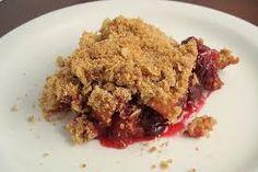 Easy Cranberry Crisp - News - Bubblews