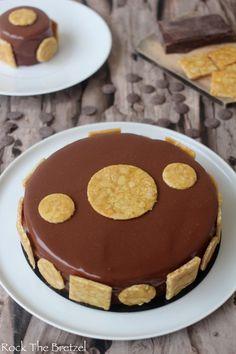 Entremet chocolat caramel28