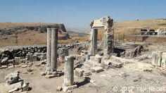 Arbel ancient synagogue by Yair Tours Israel © 2017 Yair Nabet