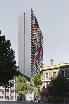 Architects: Elenberg Fraser Location: Melbourne, Australia Project Year: 2011 Photographs: Courtesy of Elenberg Fraser Sitting on a 900