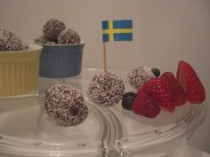 Chokladbollar | Schwedische Schokobällchen