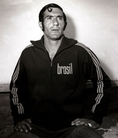 1970, Felix, portrait, Brazil goalkeeper of the 1970 Brazil World Cup winning team, thought by many to be the greatest team ever
