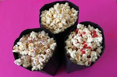 Pep Up Your Movie Night with Party Popcorn via Brit + Co.