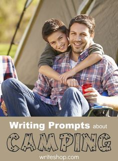 With these writing prompts about camping, your kids will have a blast designing an obstacle course, planning a family trip, and writing a summer acrostic.