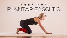 Exercise For Beginners Yoga for Plantar Fasciitis Ashtanga Yoga, Bikram Yoga, Vinyasa Yoga, Yin Yoga, Yoga Meditation, Yoga For Plantar Fasciitis, Facitis Plantar, Plantar Fasciitis Treatment, Plantar Fascitis Relief