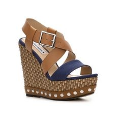 Shop  Steve Madden Sheek Wedge Sandal