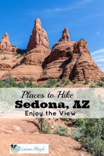 Here are a few things I recommend for you to do in Sedona. Highlights of some of the many hikes in nattional parks.