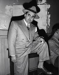 'Los Angeles is my f**king destiny': MailOnline goes in search of old mobster LA as Mickey Cohen is brought back to life in Gangster Squad Mafia, Mickey Cohen, Chicago Outfit, Real Gangster, Al Capone, Dark City, Mike Shinoda, Guys And Dolls, Celebrity Portraits