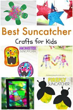 Best Suncatcher crafts for Kids