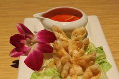 Baked Crab Rangoon