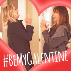 Happy Galentine's Day!! ~ Parks and Recreation