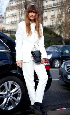 Paris Fashion Week street style at the autumn/winter 2014 shows