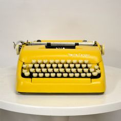 Fab.com | Rejuvenated Vintage Typewriters