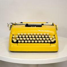 Fab.com | Rejuvenated Vintage Typewriters