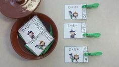 Cinco de Mayo Addition Math Centers by Kamp Kindergarten at Teachers Pay Teachers. $ www.teacherspayte...