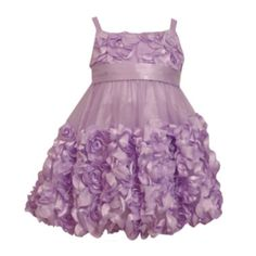c4febac5e0d Bonnie Jean® Sleeveless Lavender Tiered Dress - Girls 2t-4t found at   JCPenney