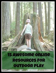 Outdoor Play Party – 15 Awesome Online Resources for Outdoor Play