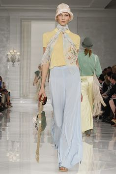 Ralph Lauren - The Great Gatsby Revisited - Julie Leah: A life & style blog: NYFW at a Glance