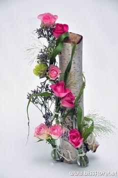 Op een berkenstam… | Floral Blog | Bloemen, Workshops en Arrangementen | www.bissfloral.nl