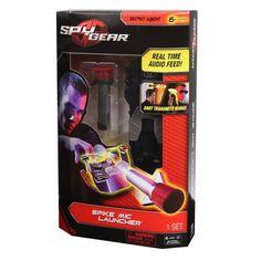 Spy Gear - Spike Mic Launcher #speelgoed #spygear #geheimagent