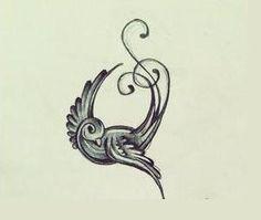 Tatuagem Andorinha