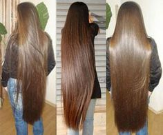 How Did She Grow Such Long & Strong Hair?