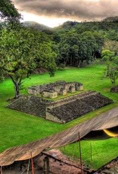 Teach English in Honduras! Copán Ruinas is on the border of Guatemala close to the archaeological site of Copán. The area includes an acropolis with plazas, buildings, pyramids, staircases, and a ballcourt, along with a system of tunnels underneath. http://matadornetwork.com/abroad/18-scenic-places-to-teach-esl-abroad/