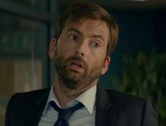 David in Broadchurch season three