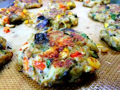 Eggplant Patties and Hot Weather Desserts - Proud Italian Cook