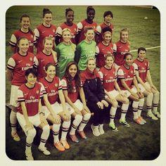 Arsenal Ladies Rule!!!