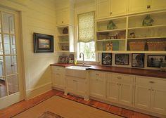 Home Farm 1 - traditional - laundry room - charleston - by Alix Bragg  Interior Design