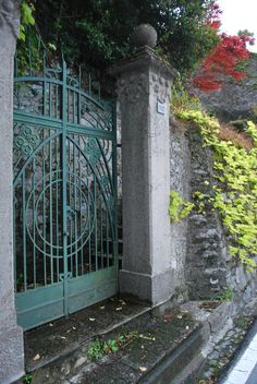 Iron Gates.