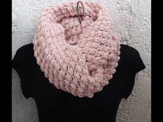 * ΠΑΝΕΜΟΡΦΟΣ ΚΑΙ ΕΥΚΟΛΟΣ ΛΑΙΜΟΣ ΜΕ ΒΕΛΟΝΑΚΙ * - YouTube Poncho Au Crochet, Crochet 101, High Waist Jeggings, Pull On Jeans, Loom Knitting, Neck Warmer, Merino Wool Blanket, Crochet Projects, Headbands