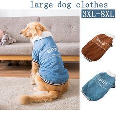 big dog clothes, dog winter clothes, dog coat, Inverno - 0 Big Dogs, Large Dogs, Large Dog Clothes, Dog Coats, Winter Clothes, Blue Brown, Fall Winter, Jackets, Shopping