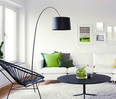 Love the Acapulco chair indoors