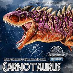 112 Best Creatures Images Games Jurassic Park Jurassic World
