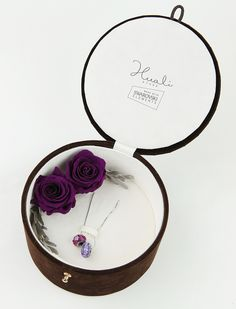 Huali, Flower in a box