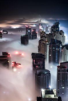 16 Stunning Photographs From Dubai.