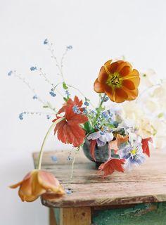 Taylor&Porter_Primaveral_084 Floral Wedding, Wedding Flowers, Modern Floral Design, Floral Photography, Film Photography, Arte Floral, Ikebana, My Flower, Land Scape