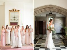 A Classic Ivory, Blush, Sage, and Taupe Richmond Wedding at the Visual Arts Center | By Katelyn James Photography