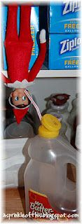 Elf on a shelf next Christmas