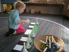 Making your own set of Montessori bells