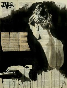 I miss playing the piano, it would calm my soul.. NR