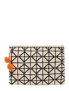 Lia Clutch by Sophie Anderson at Gilt