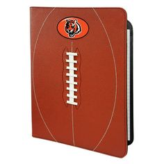Cincinnati Bengals Football Leather Portfolio