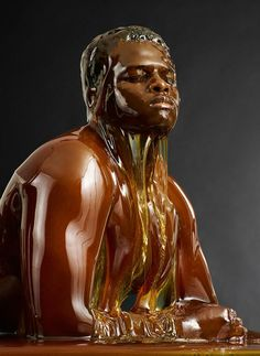 2 | Naked Models Drenched In Honey Become Works Of Art In This Stunning Photo Shoot | Fast Company | business + innovation