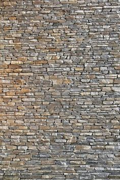 Big Wall Made From Grey Stone Bricks Stock Photo, Picture And Royalty Free Image. Stone Texture Wall, Brick Texture, Tiles Texture, Fake Stone, Brick And Stone, Grey Stone, Stone Decoration, Brick Paper, Free Paper Models